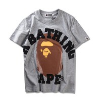 spbest A Bathing Ape Full College T-shirt