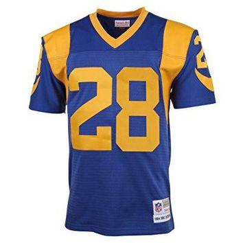 Mitchell & Ness Marshall Faulk 1999 Replica Jersey St. Louis Rams