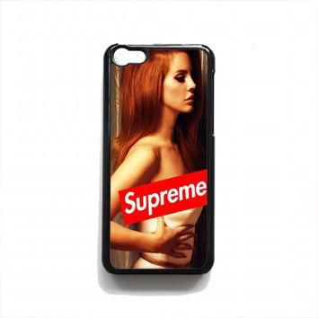 Lana del rey supreme For iphone 5c case