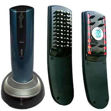Fast laser beard hair growth products Restoration Comb Kit Hair Care Treatment Hairmax intensified Laser Hair massage comb Brush