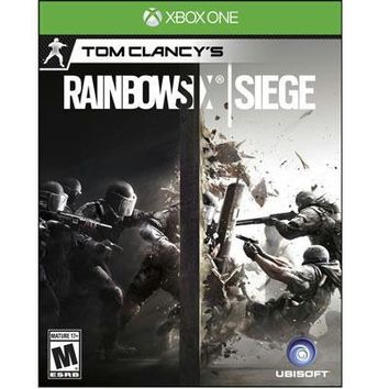 Tc Rainbow Six Siege Xbox1