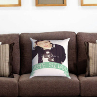 Troye Sivan Pillow Cover , Custom Zippered Pillow Case One Side Two Sides