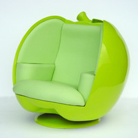 Apple Chair - Green