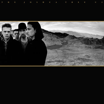 U2 ‎– The Joshua Tree LP