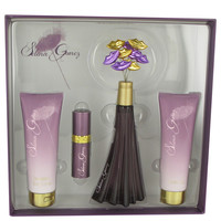 Selena Gomez by Selena Gomez Gift Set -- 3.4 oz Eau De Parfum Spray +  1/2 oz Lip Gloss + 4 oz Body Lotion + 4 oz Shower Gel
