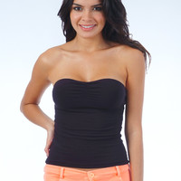 Miami Style® - Fitted Cotton Tube Top
