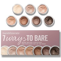 Bare Escentuals bareMinerals 7 Ways to Bare Makeup Value Set - GIFTS & VALUE SETS - Beauty - Macy's