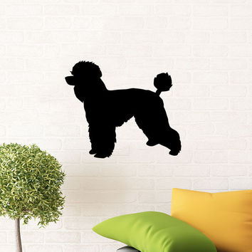 Dog Wall Decals Grooming Salon Pets Pet Shop Home Interior Design Nursery C603