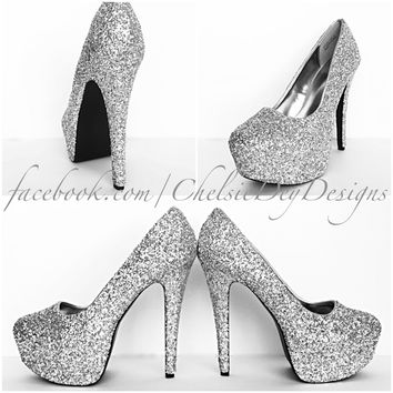 Best Sparkly Heels Products on Wanelo 609cf89b0