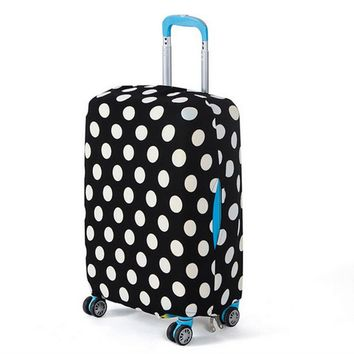 Bag Case Suitcase Cover Travel Luggage Cover On Road Dustproof Luggage Protector Spandex Protection Cover for Trolley Case