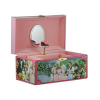 The Wizard of Oz Glinda & Dorothy Gale Musical Jewelry Box |