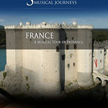 Debussy / Ravel : Musical Journey: France - A Musical Tour of Provence DVD