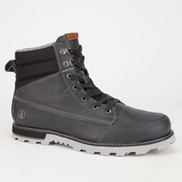 Volcom Sub Zero Mens Boots Grey  In Sizes