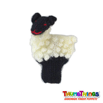 Little Bo Peep's Lost Sheep Finger Puppet