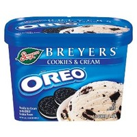 Breyers Blasts!® Oreo® Cookies & Cream Ice Cream 1.5 qt