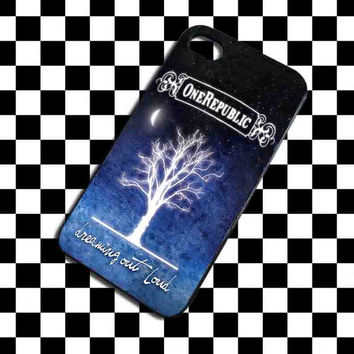 OneRepublic Dreaming Out Loud Cover iPhone 4, iPhone 4S, iPhone 5, Samsung Galaxy S3, Samsung Galaxy S4 Case