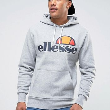 Ellesse Hoodie With Classic Logo at asos.com