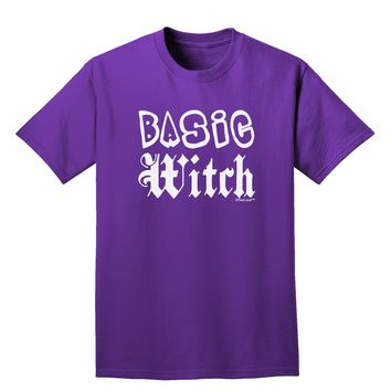 Basic Witch Adult Dark T-Shirt