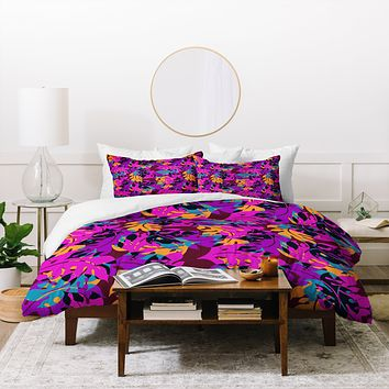 Aimee St Hill Falling Leaves Duvet Cover