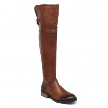 Vince Camuto Fantasia Over The Knee Boot in Russet
