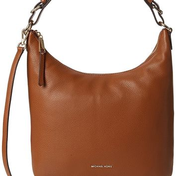 MICHAEL Michael Kors Lupita Large Hobo Bag Luggage