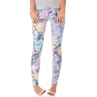 Ashley Ultra Skinny Photoreal Floral Jean - Aeropostale