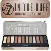W7 Natural Nudes Naked Eye Colour Palette: Amazon.ca: Beauty