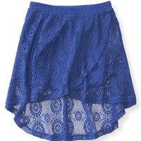 Kids' Sassy Chic Crochet Skirt - PS From Aeropostale
