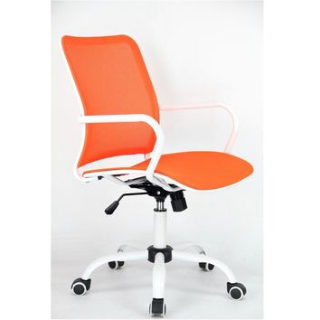 Spare Office Chair, Orange
