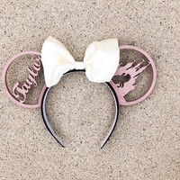 Custom Disney Ears