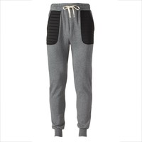 Standard & Grind Quilted Jogger Pants