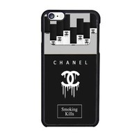 TOP!Channel.8o8 Smoking Kills Best Case For iPhone 6 6+ 6s 6s+ 7 7+ 8 8+ X Cover