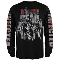 Walking Dead - Infected Hands Long Sleeve