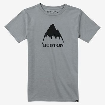 Kids' Burton Mini Classic Mountain High Short Sleeve T Shirt | Burton Snowboards Fall 2017