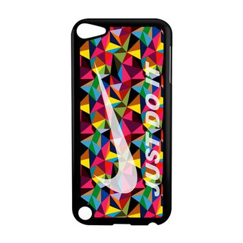 Nike Just Do It Geometrick iPod Touch 5 Case