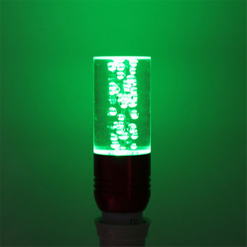 LED Color Change Lamp Bullet (W/ Remote Control)