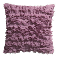 H&M - Ruffled Cushion Cover