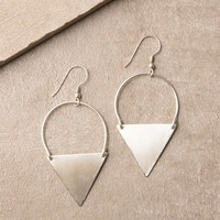 Shakti Fair Trade Earrings - Silver