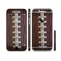 The Football Laced Sectioned Skin Series for the Apple iPhone 6 Plus