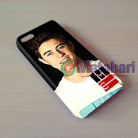3D iPhone Case Hard Cover Plastic - Nash Grier Magcon Boys Cover (AN)