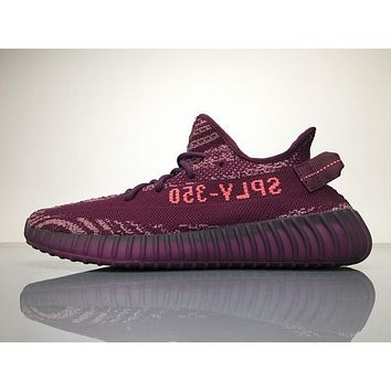 Adidas Yeezy Boost 350 V2 Red Night cheap B37573