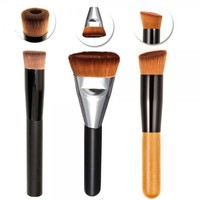 3 Piece Oblique Head Makeup Brushes
