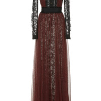 High Neck Dress | Moda Operandi