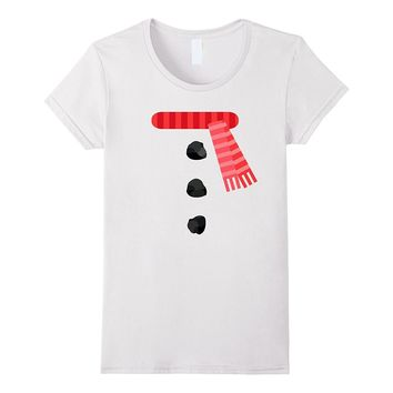 Winter Snowman Costume - Funny Christmas TShirt