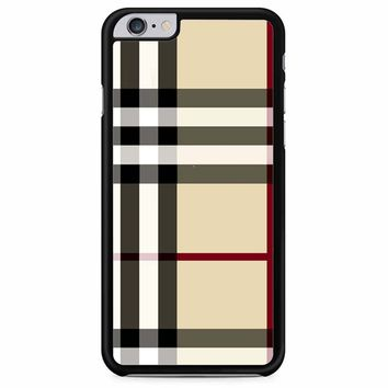 Burberry 1 iPhone 6 Plus/ 6S Plus Case