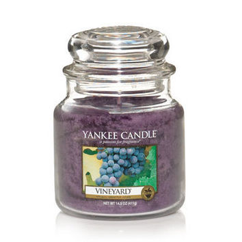 Vineyard® : Medium Classic Jar Candles : Yankee Candle