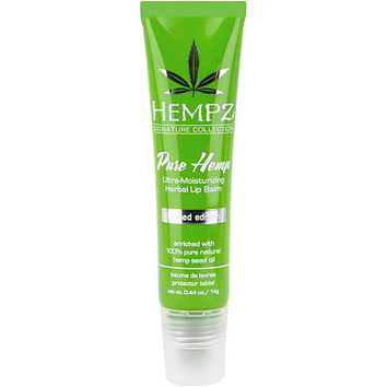 Hempz Pure Hemp Herbal Lip Balm | Ulta Beauty
