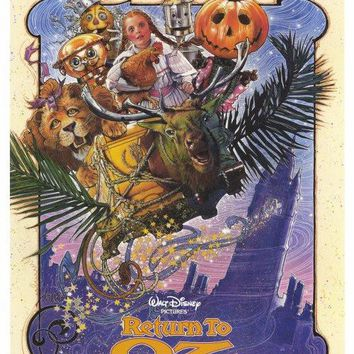 Return to Oz 27x40 Movie Poster (1985)