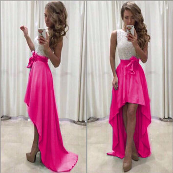Hot Sale One Piece Date and Prom Dress [9503363652]