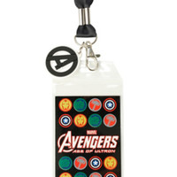 Marvel Avengers: Age Of Ultron Lanyard